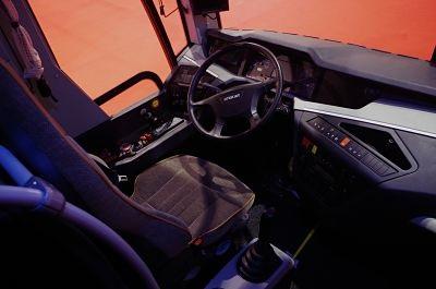Asiento Conductor autocar
